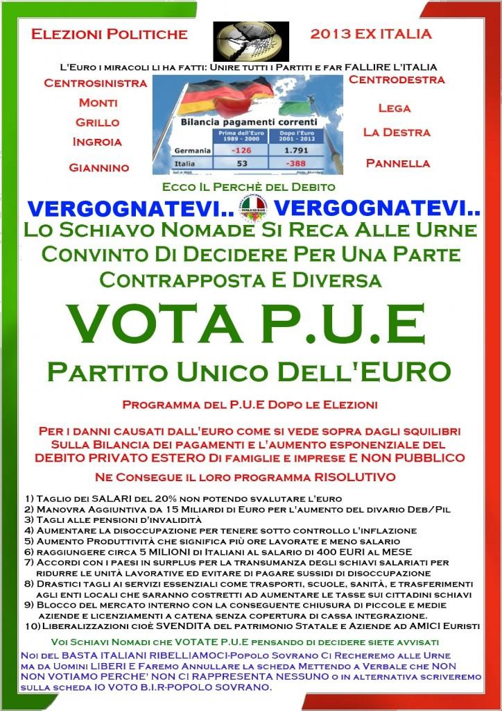 Debito Privato Estero-BIR-Popolo Sovrano
