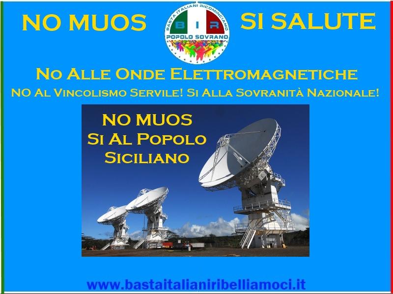 No Muos-B.I.R-Popolo Sovrano
