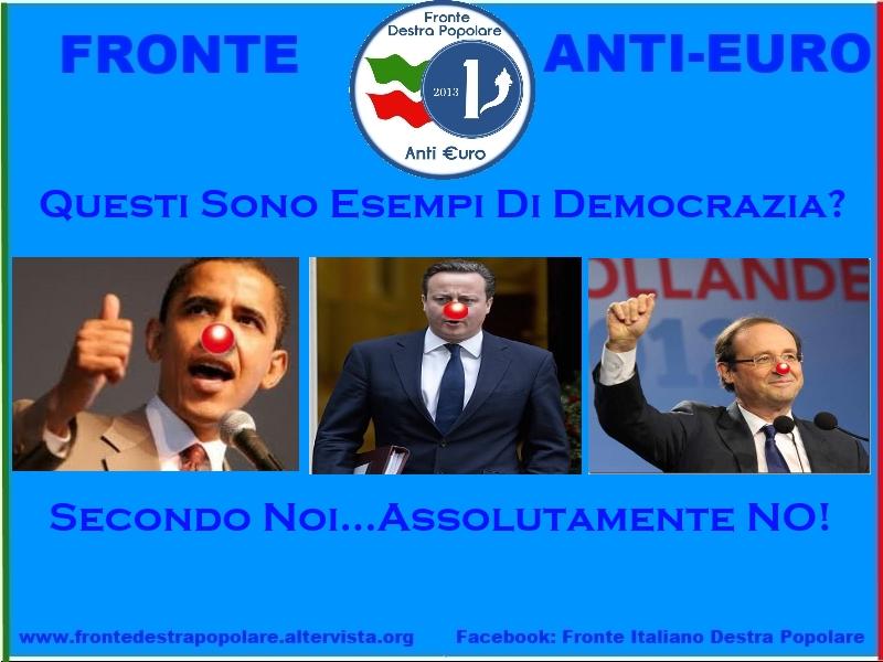Fronte Anti Euro Destra Popolare_Querra In Siria