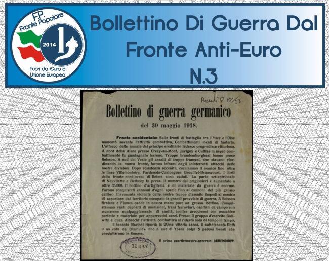 bollettino crisi euro_fronte popolare