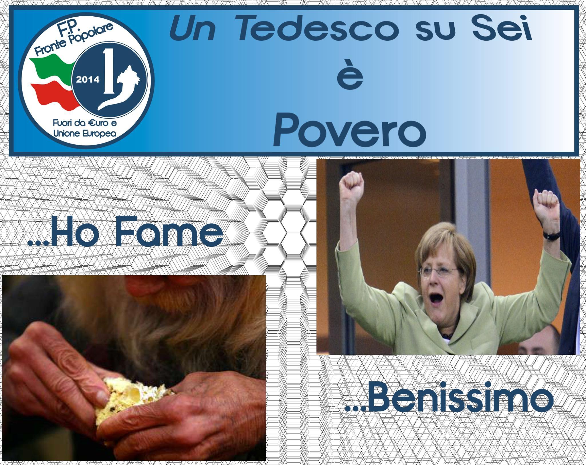 povertà in germania_fronte popolare