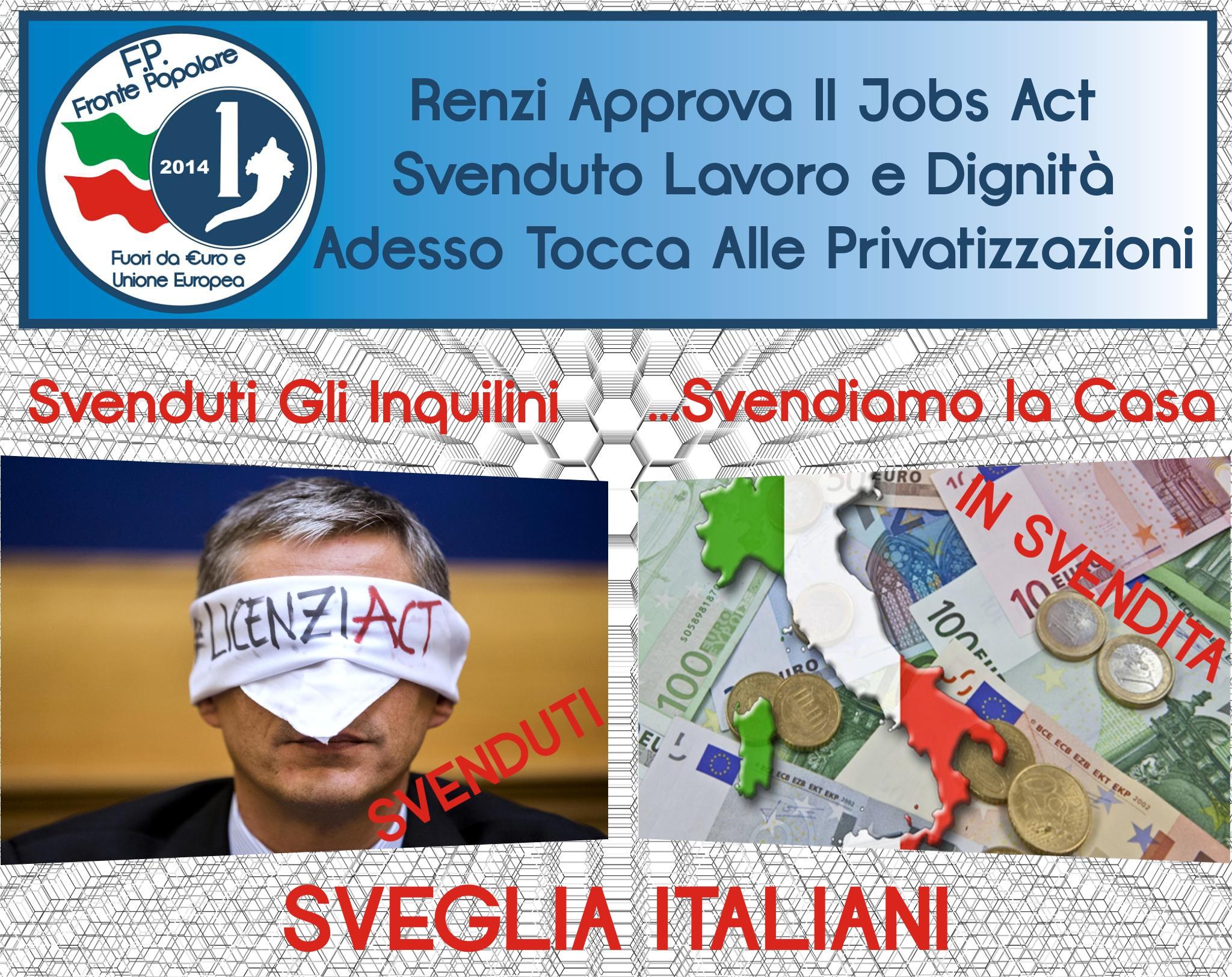 jobs act e liberalizzazioni_fronte popolare