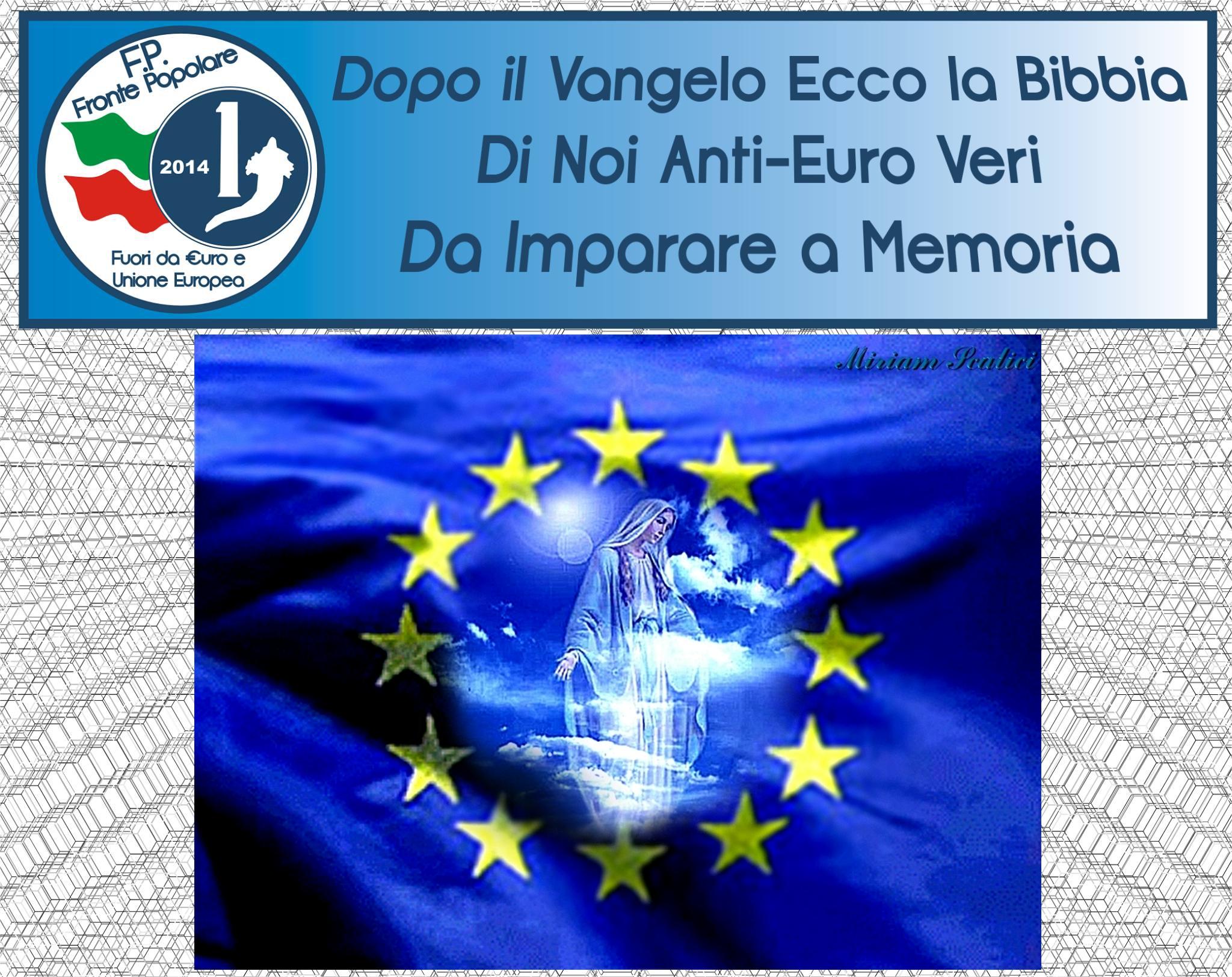 la bibbia degli anti euro_fronte popolare
