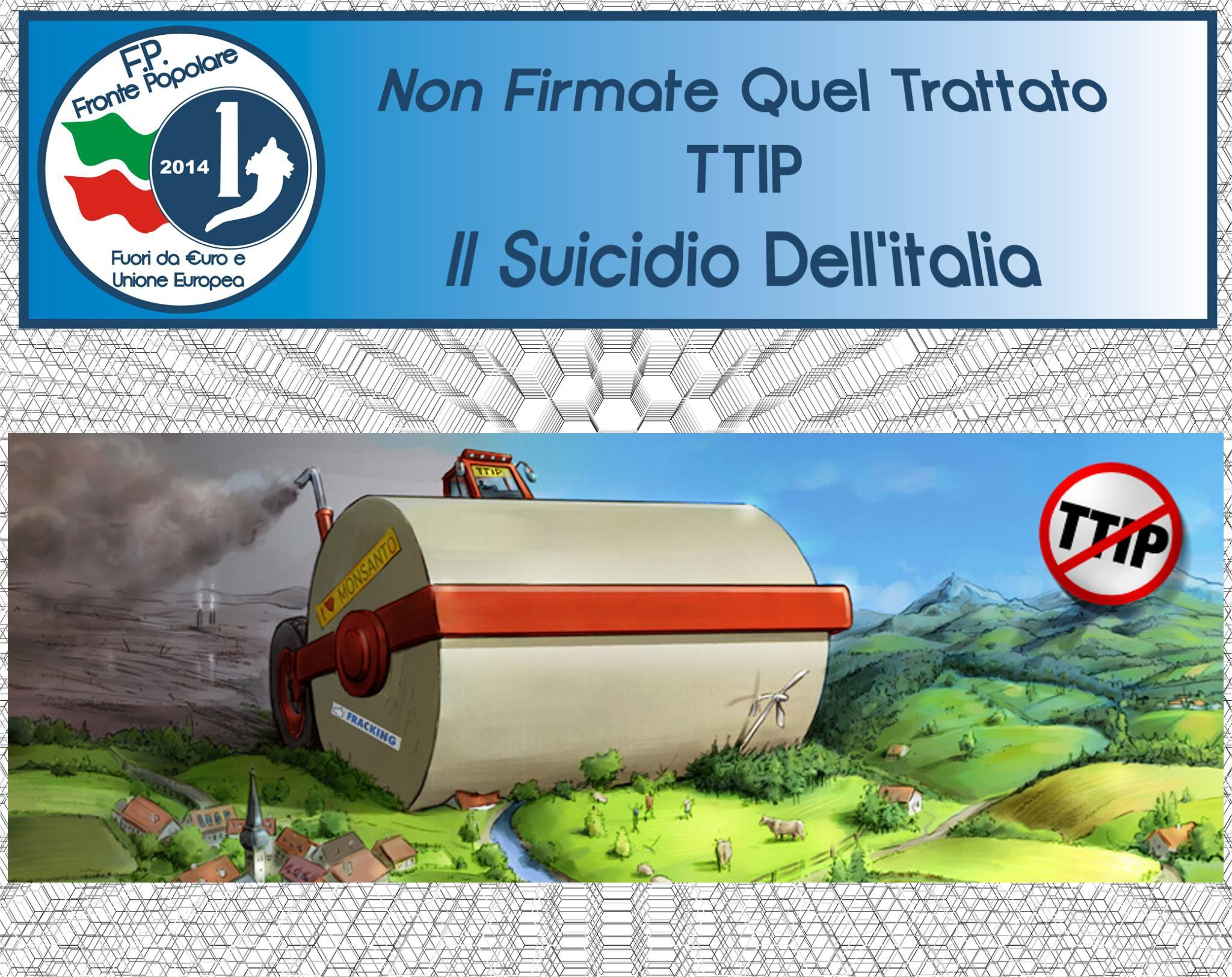 ttip il suicidio dell'italia_fronte popolare