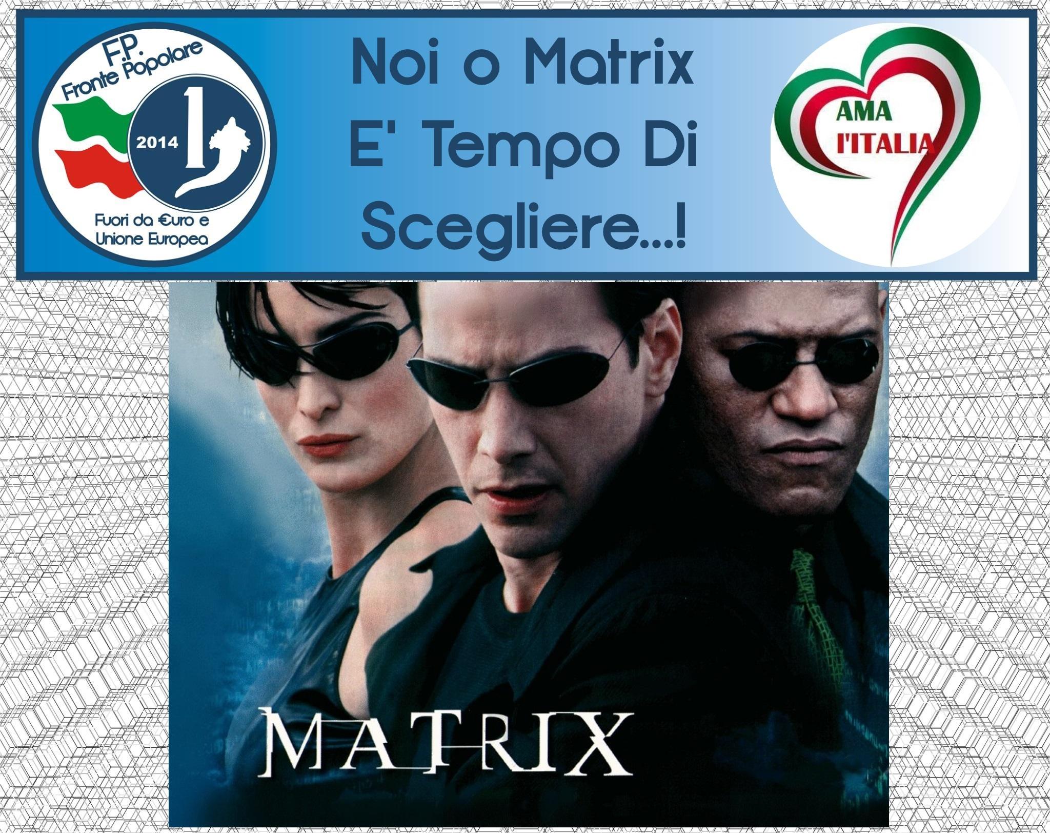 noi o matrix_fronte popolare